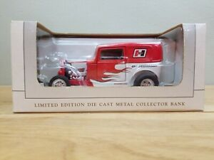 SpecCast 1932 Ford Hurst 45th Anniversary Mr. Gasket Collector Bank 1/24 Diecast