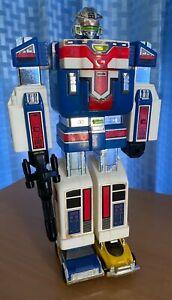 Sentai power rangers turboranger popy Chogokin bandai 1989 Super turbo Robo