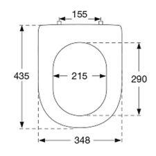 toilettendeckel ebay. Black Bedroom Furniture Sets. Home Design Ideas