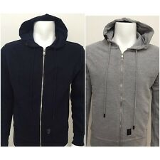 New Mens Hoodie By Cross Hatch 'Flaxton' Very Attractive Comfortable in 2 Color