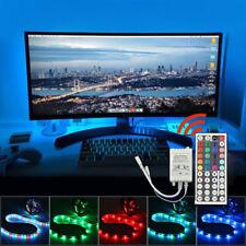 3M RGB 3528 LED Streifen Strip Band Leiste 180 SMD 44Key IR Fernbedienung 12V