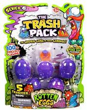Trash Pack Rotten Eggs  Series 6 - 5 trashie Pack (contents / characters vary)