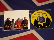 ALL-4-ONE - i swear  4 trk MAXI CD 1994