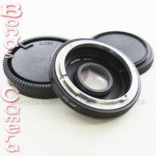 Canon FD mount Lens To Sony Alpha Minolta AF Adapter A77 A99 A900 A390 A580 A57