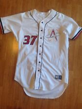 Albuquerque Isotopes AAA Minor League Game Used Jersey Brian Banks #37