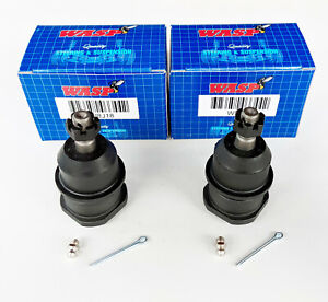 Chrysler Valiant Pair Of Upper Ball Joints Greasable Wasp WBJ18 BJ18 SV1 To CM