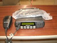 Motorola CDM1550LS+ 40 Watt UHF Mobile Radio Conventional, LTR, Passport