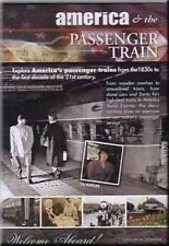 America and the Passenger Train DVD Sealed