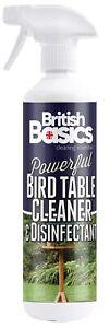 British Basics Bird Table Cleaner & Sanitiser