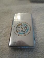 Vietnam War era 1977 Zippo Lighter USS Nimitz CVAN 68 slim plank owner