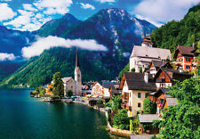2000Piece Mini Jigsaw Puzzle Lakeside Village of Hallstatt Hobby Home Decoration