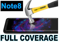 FULL COVERAGE HD CLEAR SCREEN PROTECTOR COVER TPU FILM FOR SAMSUNG GALAXY NOTE 8