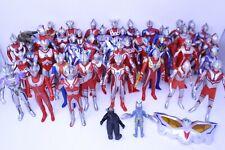 Ultraman  Figure Soft Vinyl Figure Lot 58 /DX Ultra Zero Eye NEO Set  From japan
