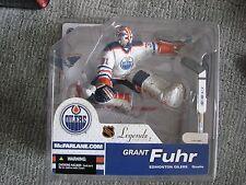 Mcfarlane NHL Legends Grant Fuhr Edmonton Oilers plus Leafs Flames Team Canada 4