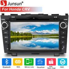 For Honda Crv 2007-2011 Gps Navigation Car Stereo Radio Dvd Player Touch screen