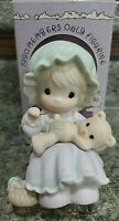 """Precious Moments Enesco Collectors 1990 Members Only """"You Are A Blessing To Me"""""""
