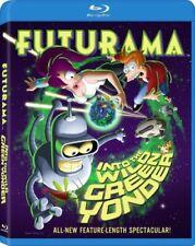 Futurama - Futurama: Into the Wild Green Yonder [New Blu-ray] Ac-3/Dolby Digital