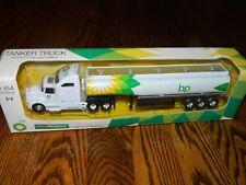 Man cave bp truck tanker trailor 1:64 scale gas gasoline petroleum advertising