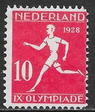 Netherlands stamps 1928 NVPH 217A  P.12x11 1/2  Olympics  MNH  F/VF