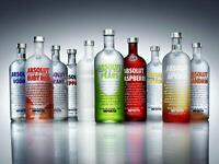 Absolut Vodka Bar Nightclub Giant Print Art Poster - A5 A4 A3 A2 A1 A0 Sizes