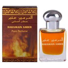 HARAMAIN AMBER 15ML ORIENTAL SANDALWOODY SPICY OUD EAU DE PERFUME BY AL HARAMAIN