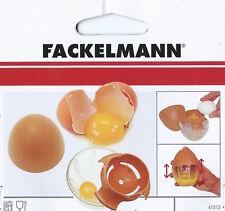 Fackelmann Egg Scrambler And Separator - Brand New : FAST FREE UK DELIVERY