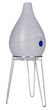 Crane Large DROP Ultrasonic Cool Mist Humidifier 1.5 gal Whisper Quite Grey