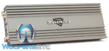 ZAPCO Z-150.6 II 6-CHANNEL 6x275W RMS COMPONENT SPEAKERS CLASS AB AMPLIFIER NEW