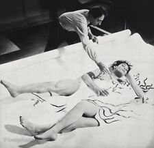 1949 Vintage Jean Cocteau By PHILIPPE HALSMAN Surreal Nude Male Female Art 11x14
