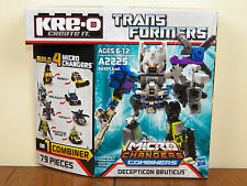 Kre-O Transformers Decepticon Bruticus Micro Changers Combiners Kreo A2225 *NEW*