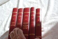 5 LIVRES D'ANDRE MAUROIS EDITIONS RONBALDI PAR PIERRE DE TARTAS