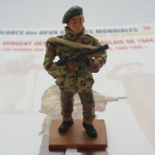 Figurine Collection Del Prado soldat DELPRADO Sergent Commandos Anglais 1944