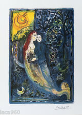 Marc CHAGALL The Wedding Fine Art P/Signed Litho Print & COA