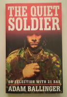 C350 THE QUIET SOLDIER ADAM BALLINGER ORION 1995 LINGUA INGLESE