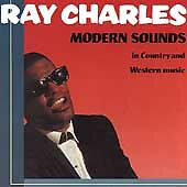 Ray Charles : Modern Sounds in Country & Wes Soul/R & B 1 Disc Cd