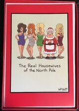 Real Housewives North Funny Tim Whyatt Box 12 Christmas Cards American Greetings