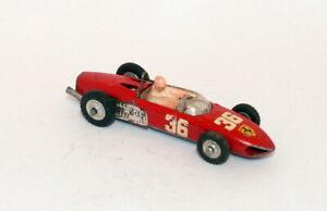 CORGI TOYS #154 FERRARI FORMULAL 1 RACING CAR : Original Vintage (ref13)