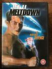 JET LI Meltdown O Alto Riesgo ~ 1995 Hong Kong Acción Película - GB DVD