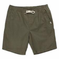 "Vans RANGE 17"" Boys Youth 100% Cotton Chino Shorts Medium Grape Leaf NEW 2018"
