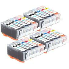 20 Ink Cartridges to replace Canon PGI-520 & CLI-521 (Set) Compatible
