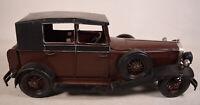"Vintage Model Toy Car Metal Classic Rolls Royce Handmade Vehicles 15"""