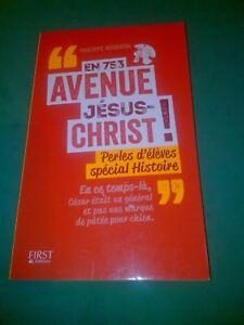 En 753 avenue Jésus-Christ ! - Philippe Mignaval - First Editions