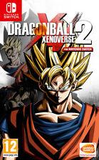 Dragonball Xenoverse 2 Nintendo SWITCH IT IMPORT NAMCO