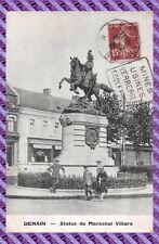Denain - Estatua del Mariscal Villars