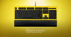 Razer Pokemon Pikachu Keyboard Ornata Expert