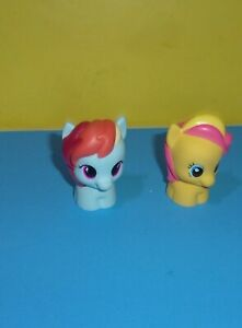 Fisher Price Little People My Little Pony Rainbow Dash Fluttershy Figures