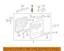 GM OEM-Door Lock Knob Post Pin 15844618