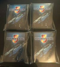 Babylon 5 CCG Bulk lot of 160 Cards