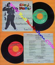 LP 45 7'' COATI MUNDI Como esta usted 1983 italy VIRGIN VIN 45073 no cd mc dvd