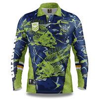 Canberra Raiders NRL 2021 Skeletor Fishing Polo T Shirt Sizes S-5XL!
